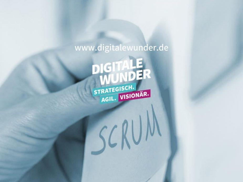 Digitale Wunder Scrum Workshop