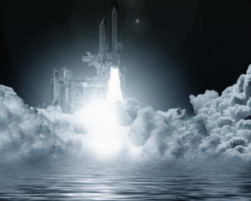 Raketenstart zur Business Model Innovation